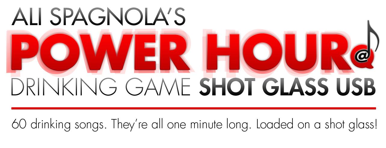 Power Hour Logo | Ali Spagnola's Portfolio